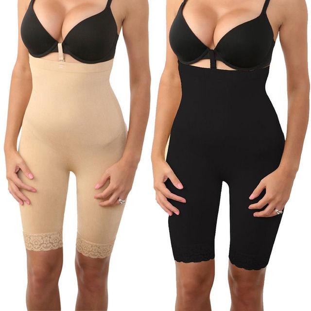 Mujeres Sexy Butt de levantador faja y vientre Bum Lift bragas glúteos Enhancer cintura del abrigo Boyshorts fajas