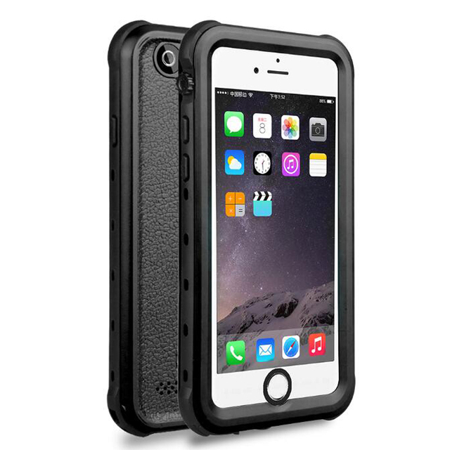 Idealforce 2018NEW Waterproof Diving Photograph Cover for iphone 5 5S SE 6 6S Plus
