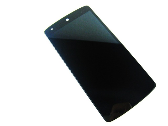Замена Полный ЖК-Дисплей + Сенсорный Экран Digitizer + Рамка для LG Google Nexus 5 D820 Белый