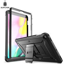 Do etui Galaxy Tab S5e 10.5 cala 2019 Release SM T720/T725 SUPCASE UB Pro wytrzymała obudowa z wbudowanym ochraniaczem ekranu