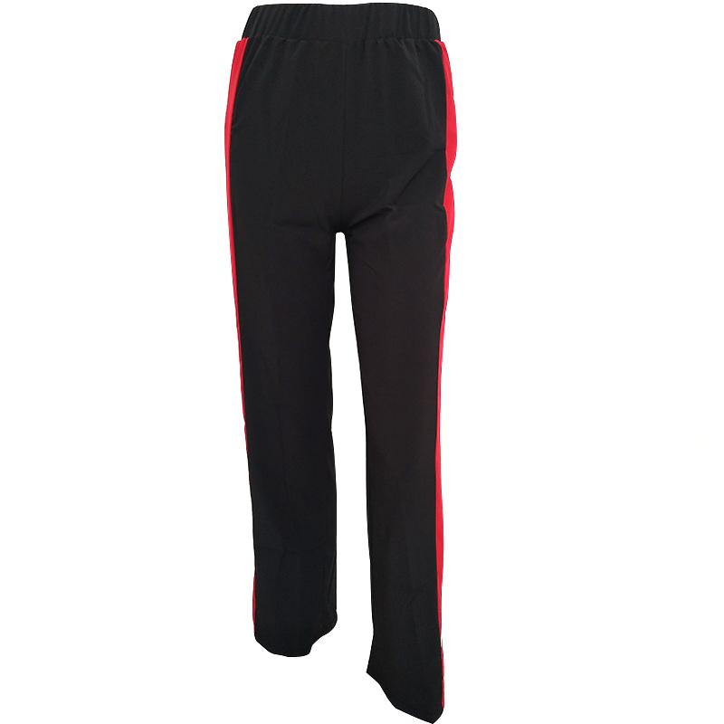 HTB1wbVFSVXXXXaJXpXXq6xXFXXXO - Wide Leg Pants Side Split Women Pants High PTC 153