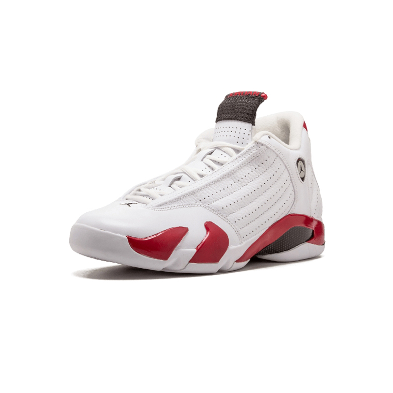 Original Authentic NIKE Air Jordan 14 Retro Men's Basketball Shoes Sport Outdoor Sneakers Medium Cut Lace-Up Good Quality 487471 67