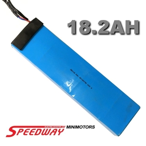 Batteryfor SPEEDWAY MINI4 RUIMA MINI4 electric scooter battery 36V 18ah