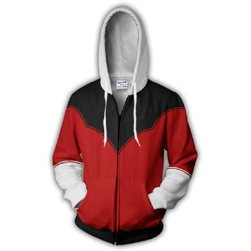 2018 new fashion Cool sweatshirt Hoodies Men women 3D print JIREN Tee hot Style Streetwear Long sleeve clothing US size xxs-4xl