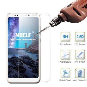 MRELF Tempered Glass for Xiaomi Redmi 5 Screen Protector on Phone Protective Glass