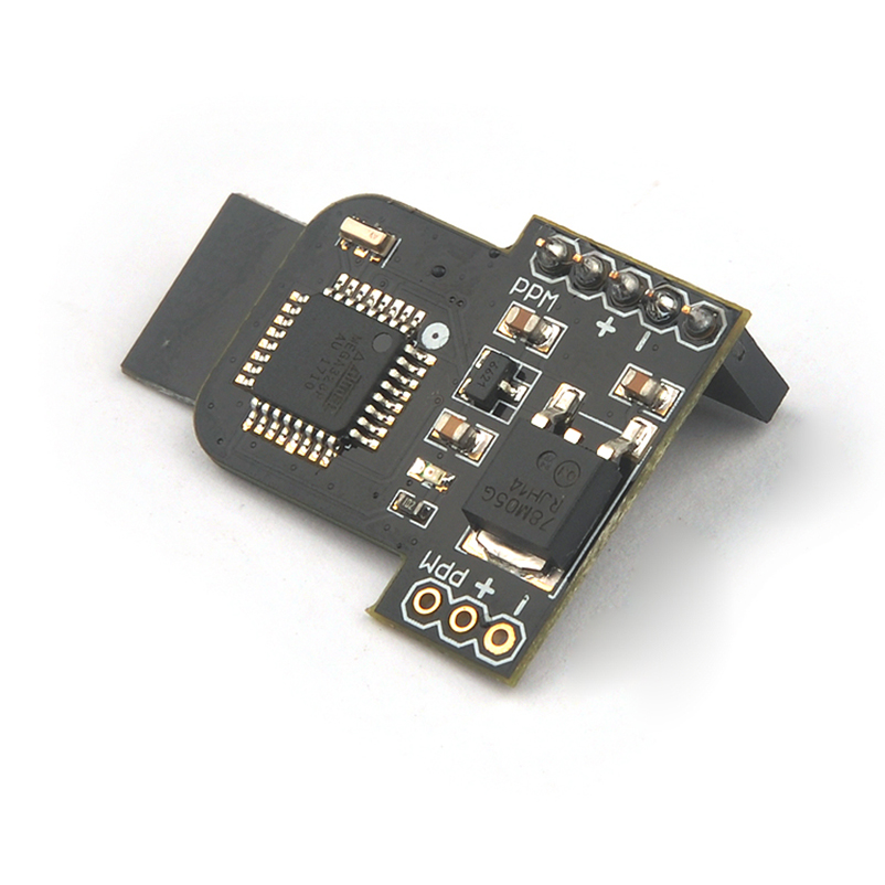 JMT MTX9D Generalized Multiprotocol TX Modul Protokoll Modul Radio Frequenz Kopf TOY-MTX Für Frsky X9D X9D Plus