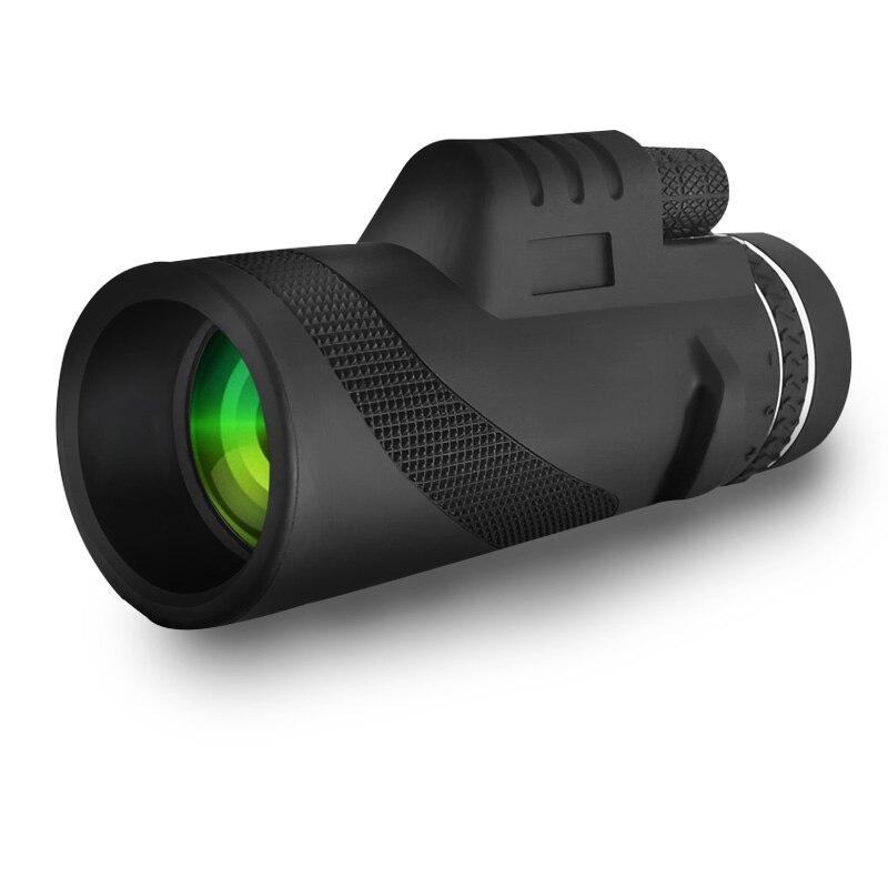 Universel 40X Télescope Optique Zoom Mobile Lentille de Téléphone pour iPhone Samsung XIAOMI Smartphones clip Telefon Camera Lens