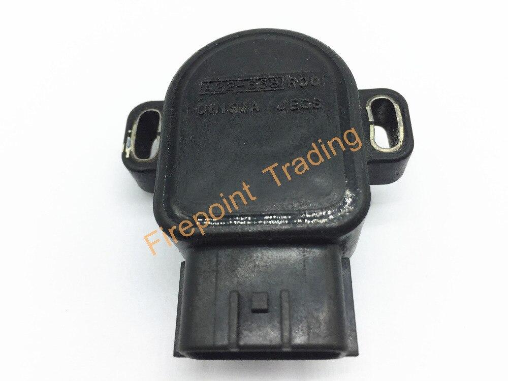 TPS Sensor Throttle Position Sensor OEM A22-668-R00 A22-668 R00 For SUBA-RU FORE-STER GT IMP-REZA WRX STi 2.0L Tur-bo EJ205 EJ207