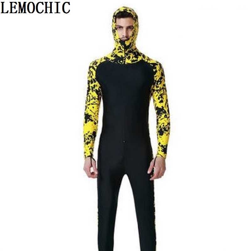 High quality Swimming suit outdoor swimming snorkel diving suit long sleeved sun adult male and female children swimwear куртка утепленная fresh brand fresh brand fr040emzxy56