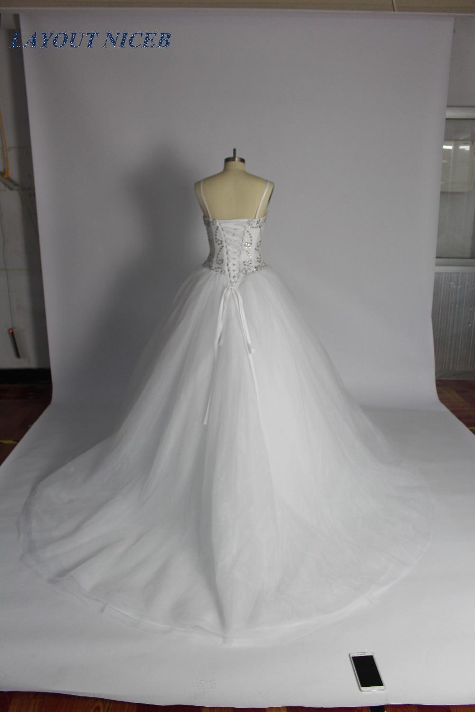 Πριγκίπισσα κρύσταλλο μπάλα φόρεμα - Γαμήλια φορέματα - Φωτογραφία 3