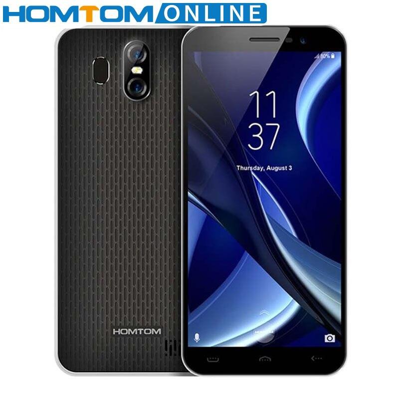 HOMTOM S16 5 5 Inch 18 9 Full Screen font b Smartphone b font Fingerprint ID