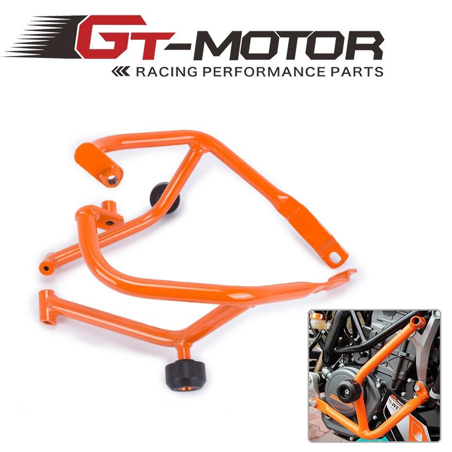 GT à Moteur Moto Refit Réservoir Barre de Protection Protection Pare-chocs Cadre Pour KTM DUKE 390 DUKE390