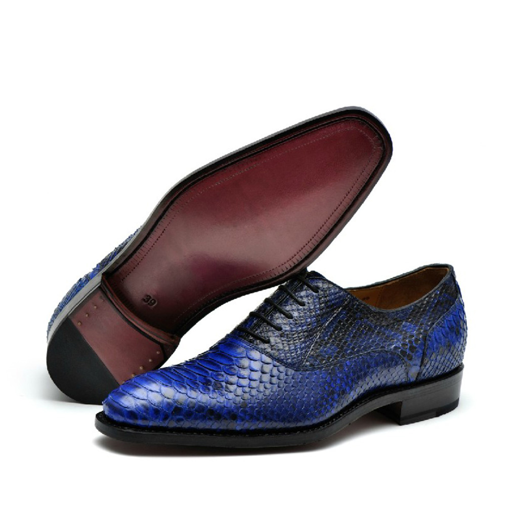 Sipriks Custom Mens Sewing Welted Shoes Italian Mens Python Shoes