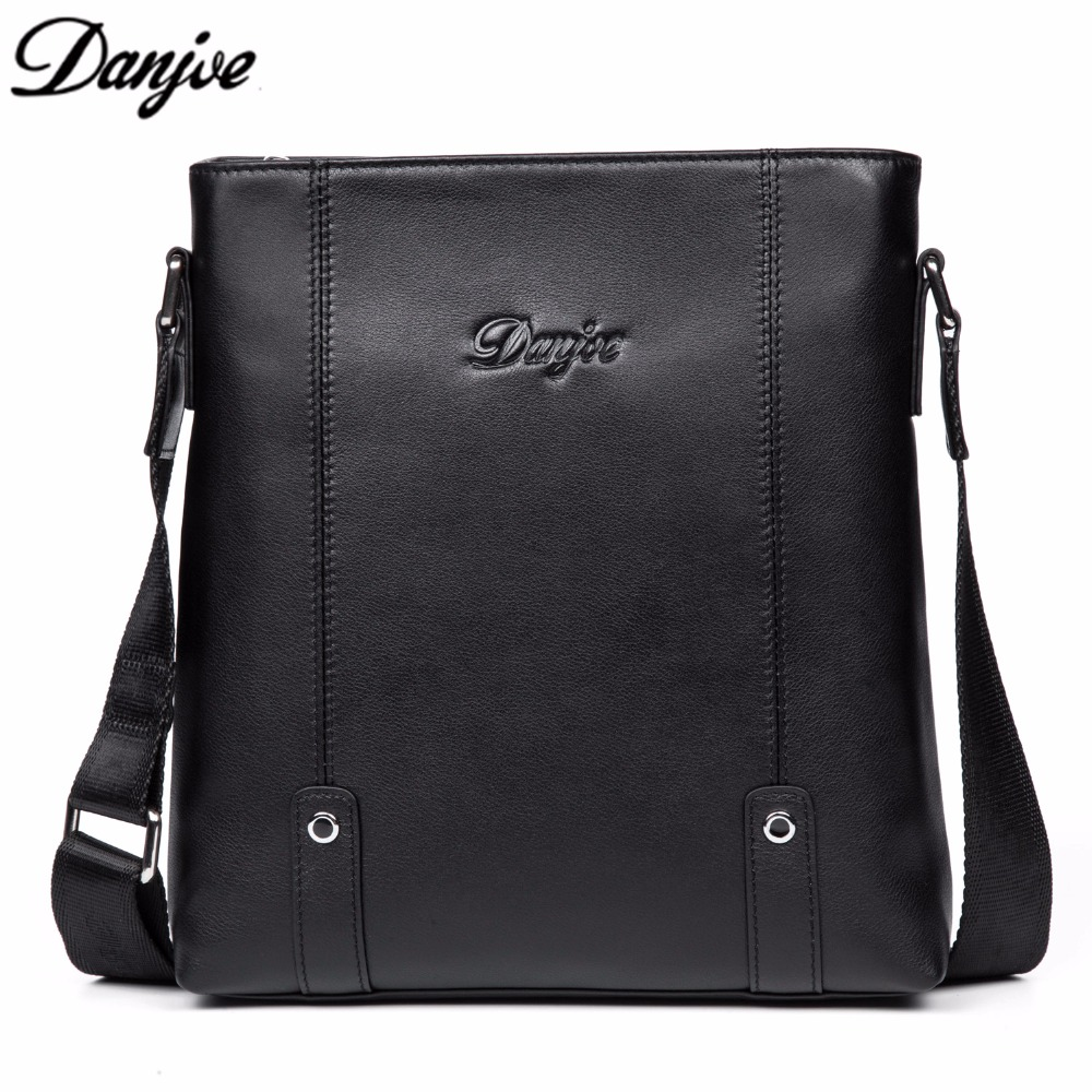 Mens Leather Sling Bag Promotion-Shop for Promotional Mens Leather ...