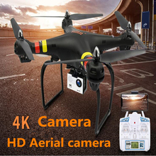 New Drone GW180 2.4G WiFi FPV 6Axis RC Dron Altitude Headless Mode Quadcopter with 4k Clear Camera