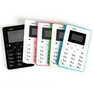 Hottest Mini Card Phone AEKU M