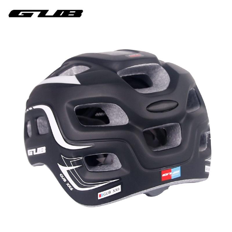 Helmetë për biçikleta GUB me garzë integruese 19 Venta ajri Bike - Çiklizmit - Foto 6