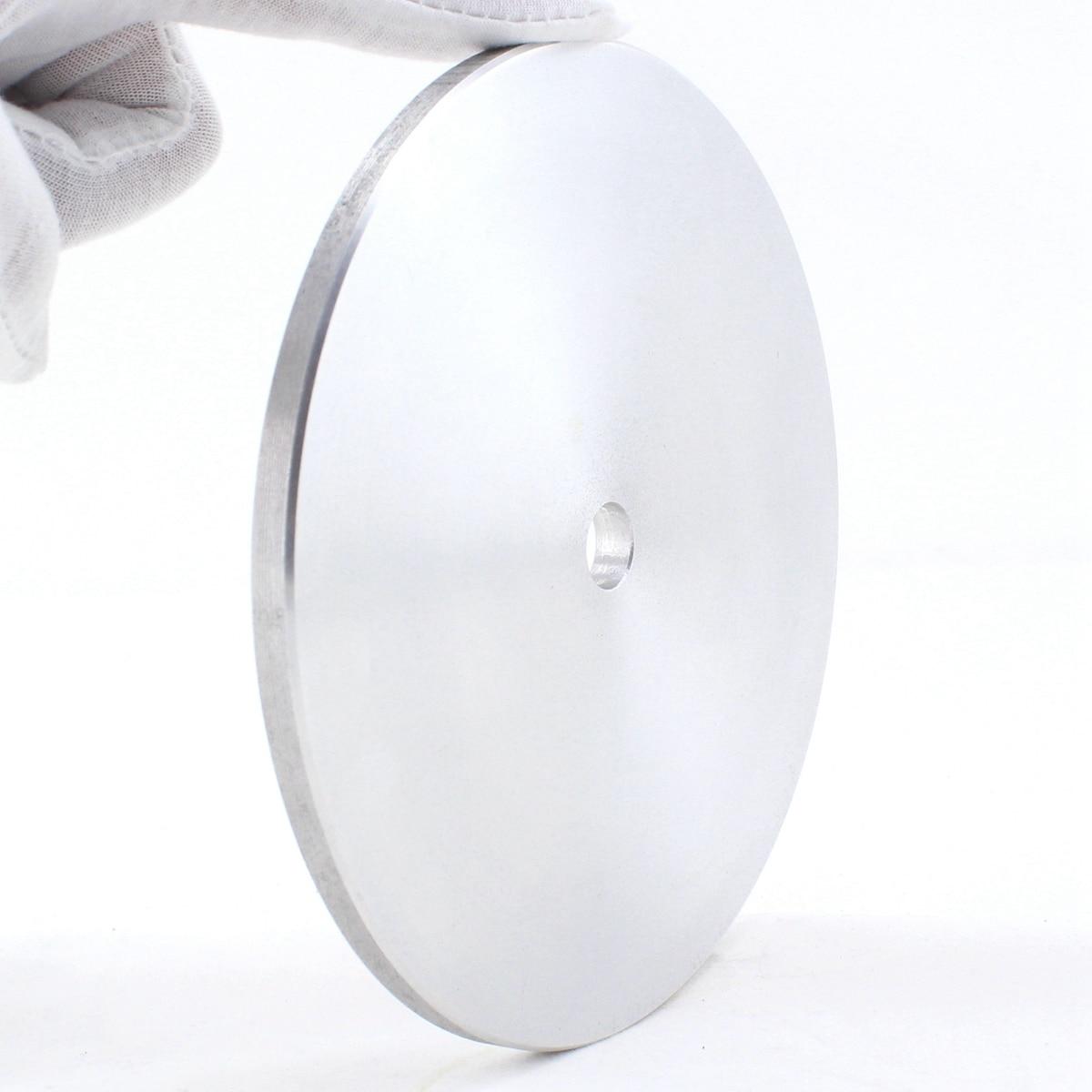 12 inch Aluminum master lap for Diamond coated Flat Lap Disk Grinding wheel ILOVETOOL 6 inch lapidary concave arc diamond coated grinding wheel grind spherical 6 mm ilovetool
