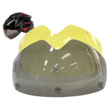LUNA 65g Magnética Gafas de Bicicletas Ciclismo Casco Casco Gafas Ciclismo Gafas