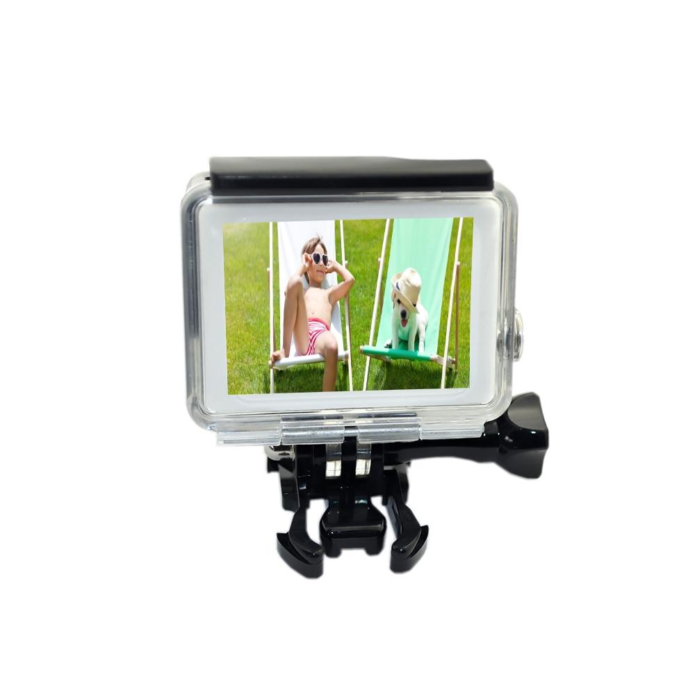 Gopro Hero 4 sensor ekranlı qoruyucu qutu üçün xanım - Kamera və foto - Fotoqrafiya 3