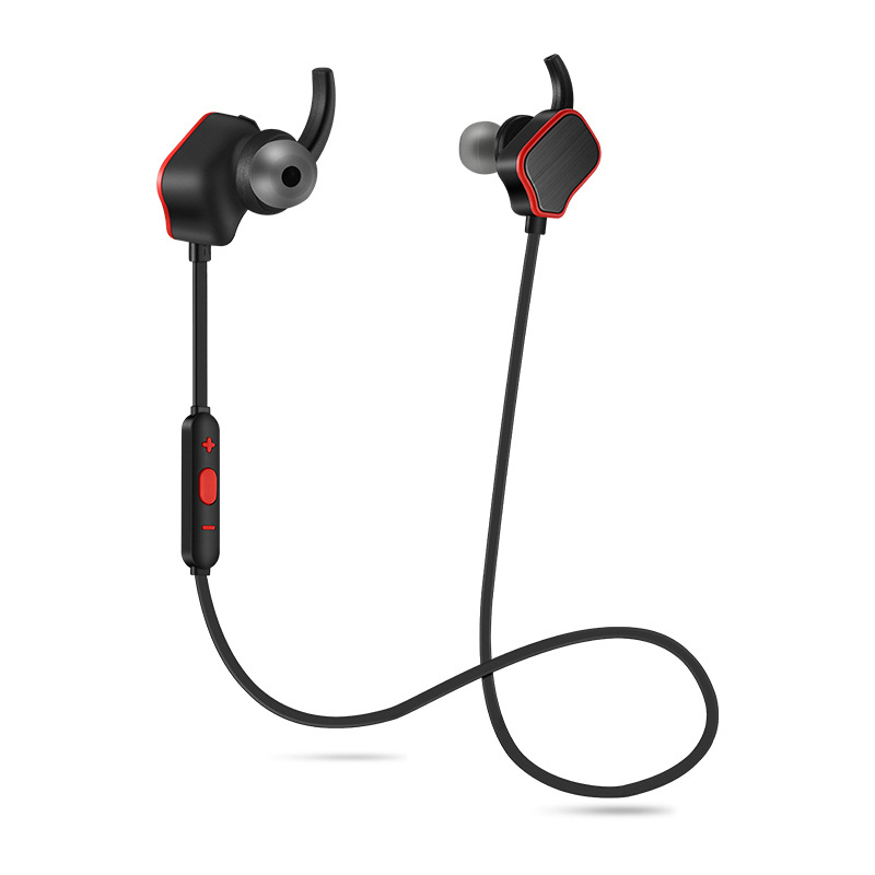Magnetic Control Switch Bluetooth Earphones Music Sports Stereo Noise Cancelling Earbud With Mic for Elephone P6000 Pro ctrinews stereo bluetooth earphone sports running bluetooth earbud wireless earphones noise cancelling auriculares for xiaomi