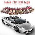 2 шт. 57 LED SMD сейф Высокой Мощности Canbus Нет Ошибка Led W5W T10 Сид Для skoda octavia 2 a7 a5 fabia rapid yeti superb