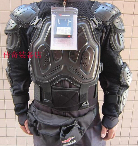 Free Shipping JACKET WAVE PRO with neck protector FULL BODY ARMOR motocross protector ALL size