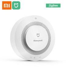 Xiaomi Mijia Honeywell אש אזעקת גז גלאי לעבוד עם Xiaomi Gateway 2 חכם אבטחת בית Mi בית APP שליטה