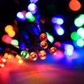 200 LED Solar Led String Fairy Lights IP44 Waterproof Solar Power Lights For Garden Decoration Xmas Event Garlands FesitvAL