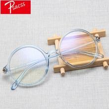 Psacss NEW 2019 Round Sunglasses Women Vintage Brand Designer Flat Mirror Glasses Womens  Retro Eyeglasses De Sol Gafas UV400