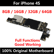 US $13.9 |Original Mainboard For iPhone 4S 100% Full Unlocked Official Version Motherboard IOS Logic Board With Full Chips-in Mobile Phone Antenna from Cellphones & Telecommunications on Aliexpress.com | Alibaba Group