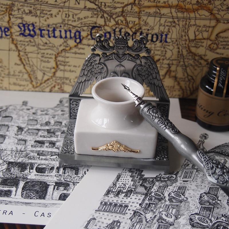 New Best Gótico Caligrafia Dip Pen Set