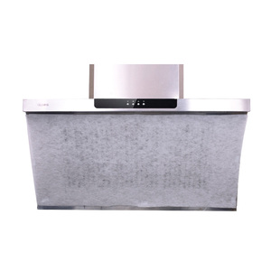 Image 2 - Kitchen Absorbing Paper Non woven Anti Oil Cotton Filters Cooker Hood Extractor Fan Filter High Temperature Oil Absorbing Papers