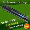 N121y 6k73m jigu para dell bateria do portátil para inspiron 3521 N3521 XCMRD YGMTN Série 3531 RP1F7 para Latitude 3440 3540 E3440