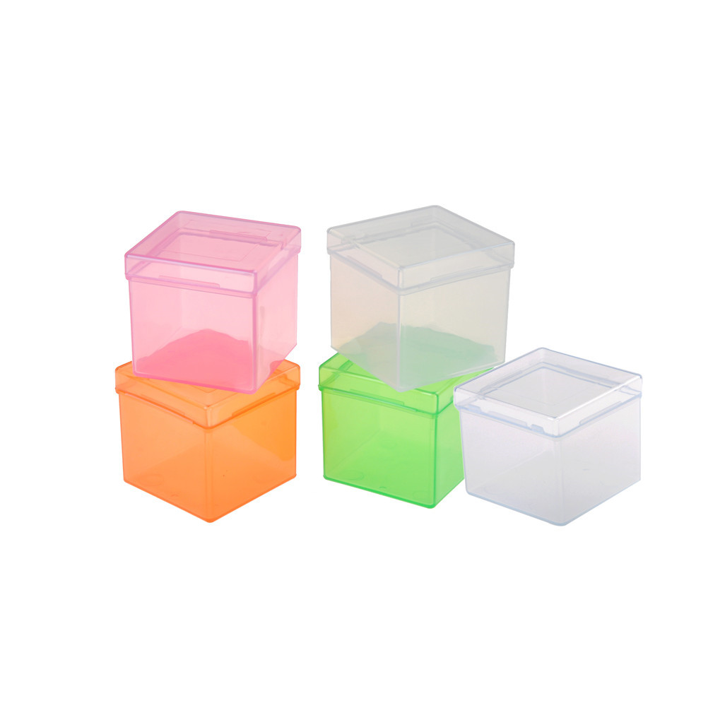 1Pcs Multicolor Plastic Saving Box Outer Packing For 3x3x3 Magic Cube