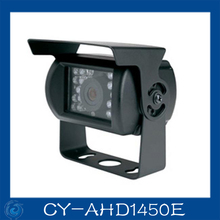 1/3 CMOS 18pcs led Waterproof aviation connector IP66 AHD 1080P car cctv camera.CY-AHD1450E