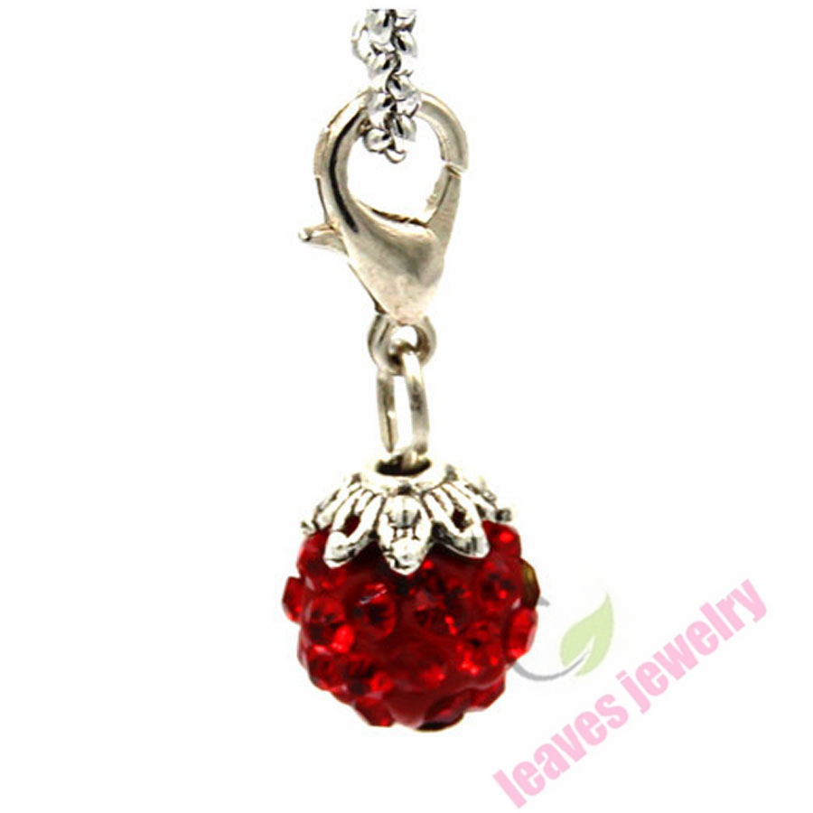 fashion pendant sex lovely Crystal ball dangles for floating locket necklaces or other jewelry