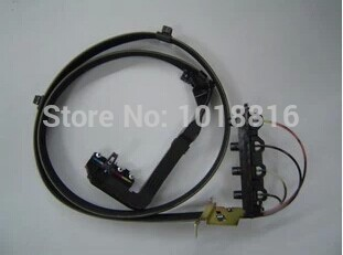 C7769-60381 C7769-60256 90% new DesignJet Plotter 500 510 800 Ink tube system Ink tube Assembly  24inch Plotter parts