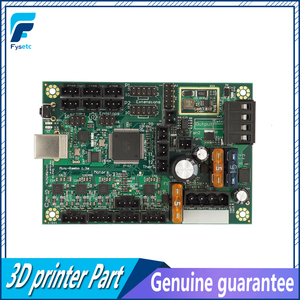 Image 4 - لوحة رئيسية Rambo 1.3a صغيرة لطابعة Prusa i3 MK2 MK2S ثلاثية الأبعاد مصممة من قبل Ultimachine مع USB