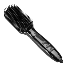 Anti Static Multifunctional Easy To Use Ceramic Heating Styling Comb Professional Tools Electric Hair Straightening Brush Auto