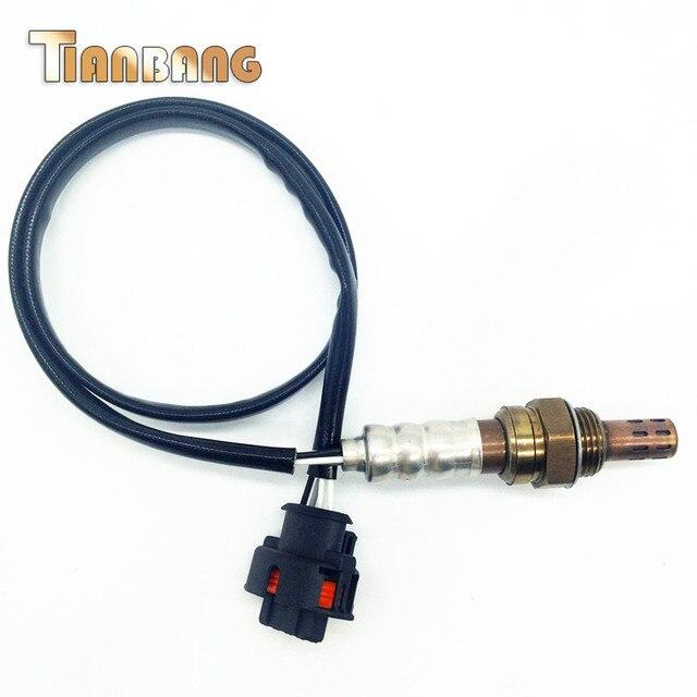 lambda porbe oxygen sensor for opel astra h engine z16xer-in exhaust