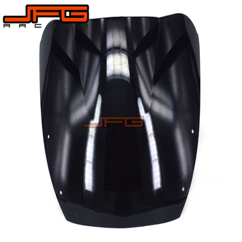 Black Windscreen Windshield for Suzuki GSX600F GSX750F GSXF 600 750 Katana 600 750 1988 1989 1990 1991 1992 1993 1994 1995 96 97 image