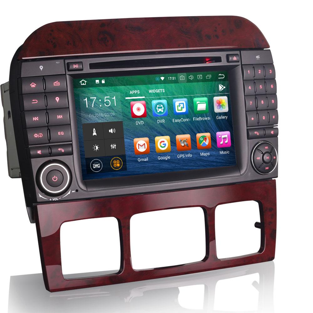 buy erisin es7882s 7 android 8 0 octa. Black Bedroom Furniture Sets. Home Design Ideas