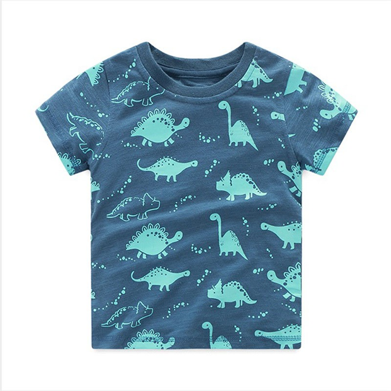 VIDMID baby boy t-shirt big boys tees t shirts children blouse t-shirts cars dinosaur kids summer clothes 2-10 years brand vidmid brand new girl t shirt big girls tees children clothing summer clothes for girls pineapple cotton designer blouse