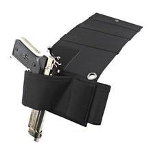 For Quick Access Bedside Handgun Pistol Holster Mount Under Mattress Vehicle Seat free shipping