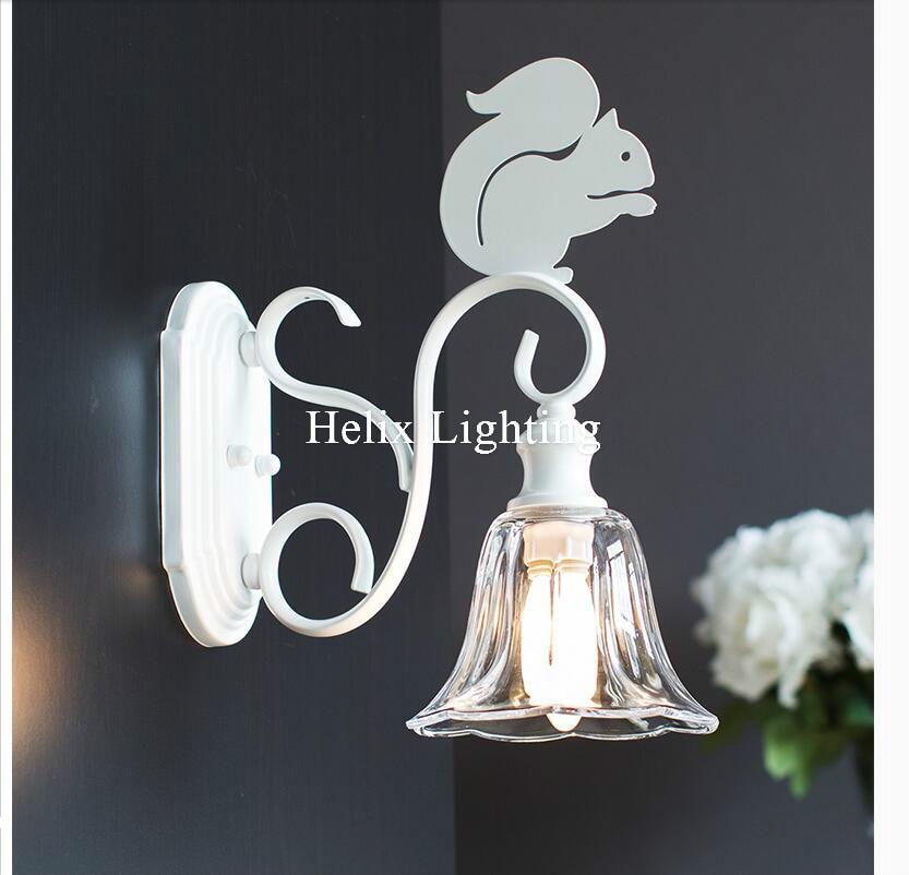 Newly Modern Nordic Wall Lamp  Living Room Bedroom Indoor Wall Lamp Modern Home Lighting Wall Mounted LED E14 Wall Lighting modern lamp trophy wall lamp wall lamp bed lighting bedside wall lamp