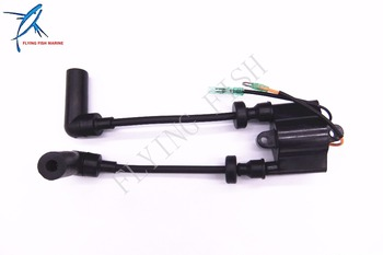 Boat Motor F25-05120000 Ignition Coil for Parsun HDX 4-Stroke F20 F25 Outboard Engine High Presser Assy