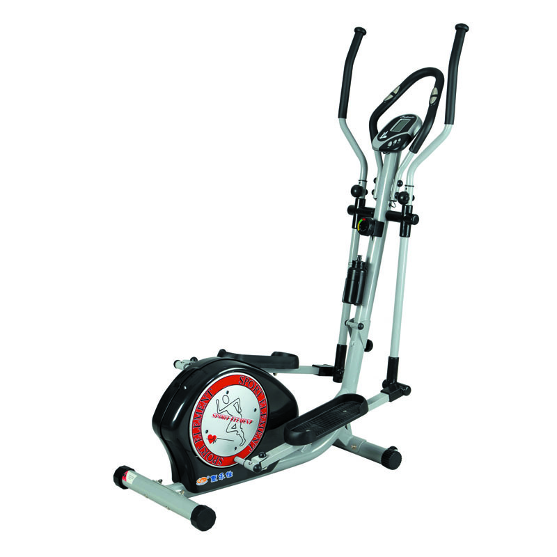 Elliptical Vs Bike For Weight Loss: Fitness Supplies Steppers Magnetic Elliptical Machine