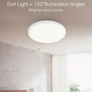 Image 3 - Blitzwolf BW LT20 2700 6500K Smart LED Ceiling Night Light 24W AC100 240V WiFi APP Control Work with Amazon Echo for Google Home