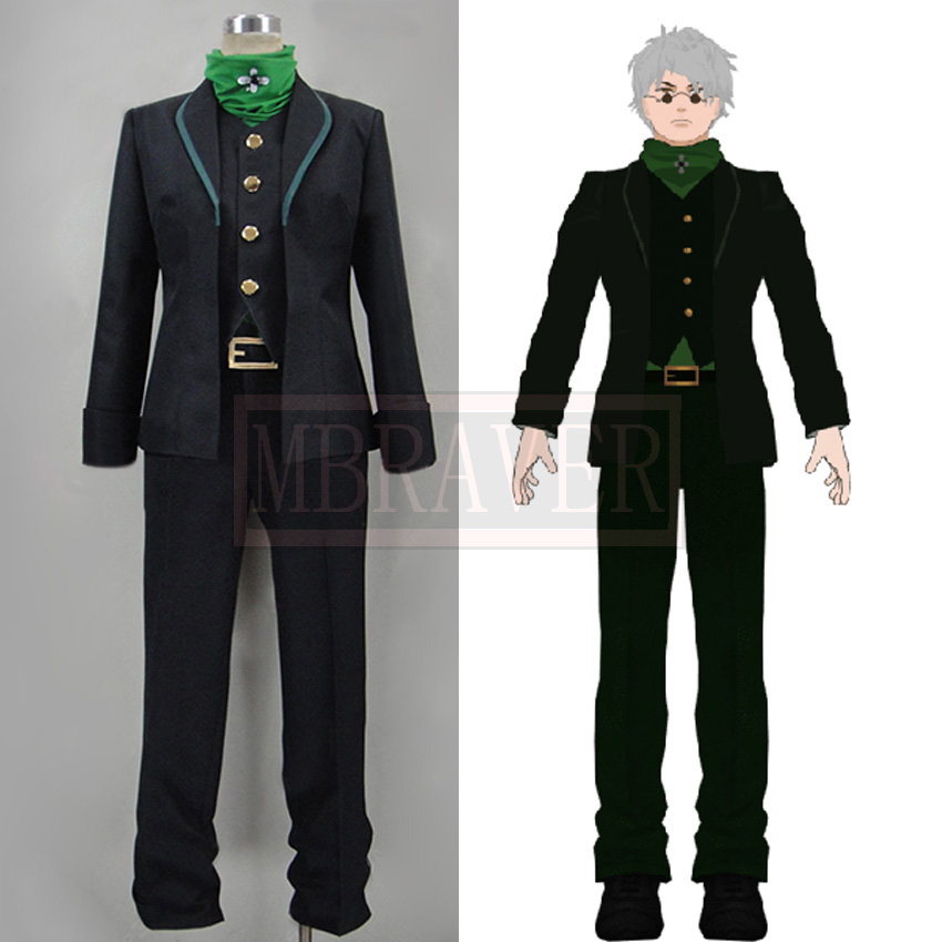 Customized Beacon Academy Staff Professor Ozpin RWBY Cosplay Costume uniform costume